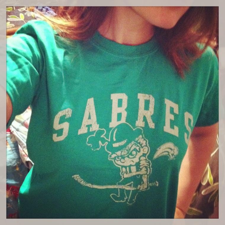 irish sabres