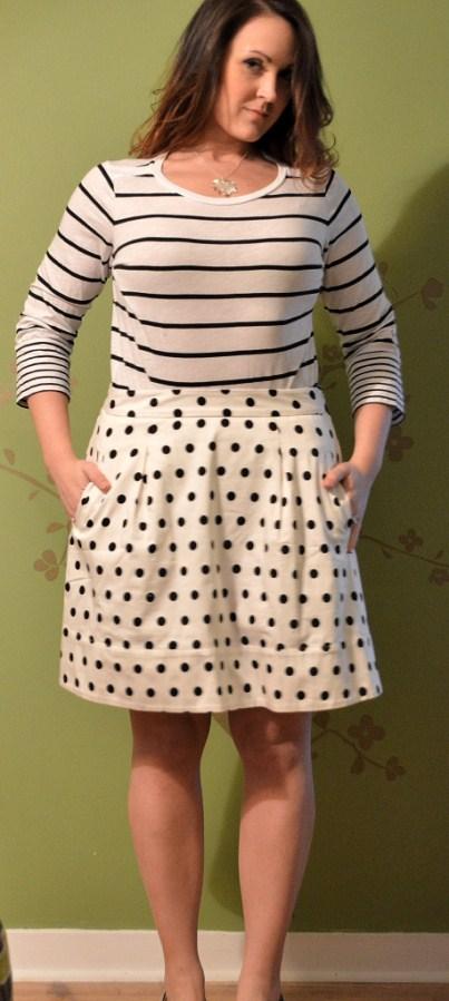 polka dot stripes 1