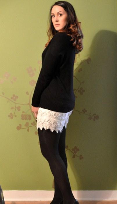 white shorts 2