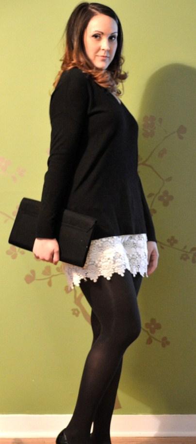 white shorts 3
