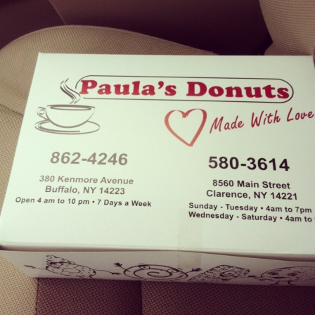 paulas donuts