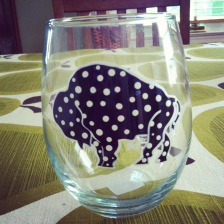 Buffalo glass